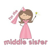 princess middle sister