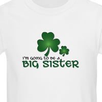 i'm going to be a big sister irish