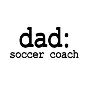 dad: soccer coach