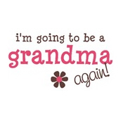 i'm going to be a grandma again