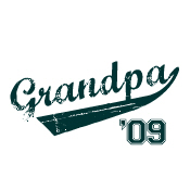 grandpa t-shirts '09