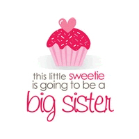 big sister sweetie valentine's day
