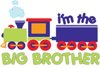 I'm the Big brother Trains