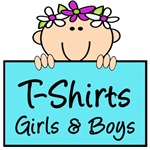 Baby & Toddler T-Shirts