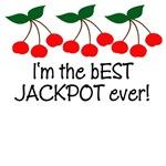 Best Jackpot Funny T-Shirt