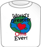 World's Greatest Oma