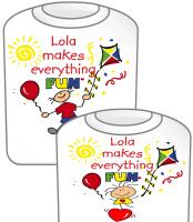 Lola Fun Girl