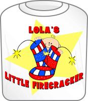 Lola's Firecracker July 4th