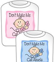 Call Abuela Girl & Boy T-Shirt