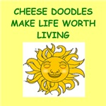 cheese doodles