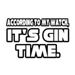 Shirts & Apparel for Gin Drinkers