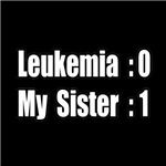 My Sister Beat Leukemia