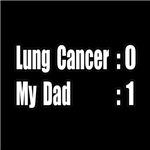 Lung Cancer Survivor: My Dad