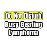 Busy Beating Lymphoma
