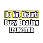 Busy Beating Leukemia