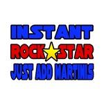 Rock Star...Add Martinis