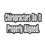 Chiropractors...Aligned