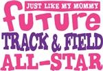 Future Track All Star Gril