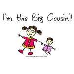 Girl-I'm the big cousin