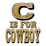 C is for Cowboy