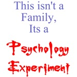 Family Psych Experiment