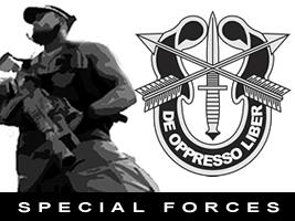 Special Forces Section