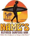 Name's Retired Surfers Bar