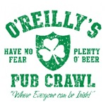 O'Reilly's Irish Pub Crawl