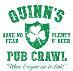 Quinn's Irish Pub Crawl