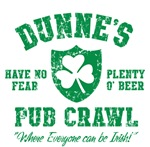 Dunne's Irish Pub Crawl