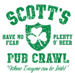 Scott's Irish Pub Crawl