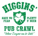Higgins' Irish Pub Crawl