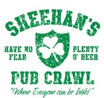 Sheehan's Irish Pub Crawl