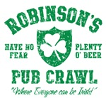 Robinson's Irish Pub Crawl