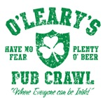 O'Leary's Irish Pub Crawl