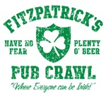 Fitzpatrick's Irish Pub Crawl
