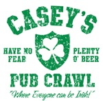 Casey's Irish Pub Crawl