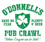 O'Donnell's Irish Pub Crawl