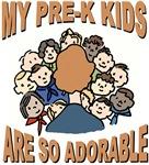 Adorable Pre-K Kids