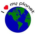 I (Heart) My Planet