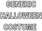 The Generic Halloween Costume Shop