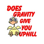 does gravity chick