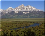 Snake River Grand Tetons