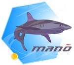 Mano, is Hawaiian word for shark.