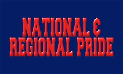 NATIONAL & REGIONAL PRIDE T-Shirts & Items