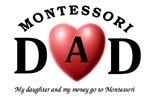 Montessori Dad (daughter and money)