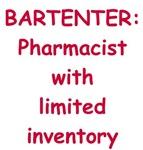 Bartender... -