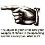 Zombie Weapon -