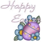 Happy Easter - Flower