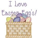 I Love Easter Egg's